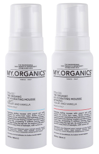 Hydrating Mousse, light and strong: Hydrating Line - My.Organics