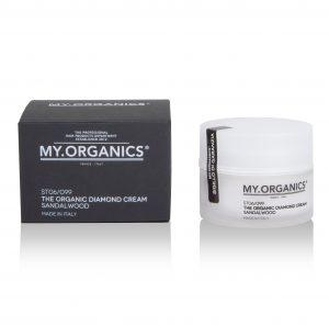 Diamond Cream: Thickening Line - My.Organics