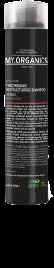 Restructuring Shampoo: Restructuring Line - My.Organics
