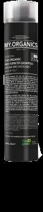 The organic pro keratin shampoo MY.ORGANICS