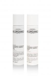 Hydrating Ecological Hairspray, light and strong: Hydrating Line - My.Organics