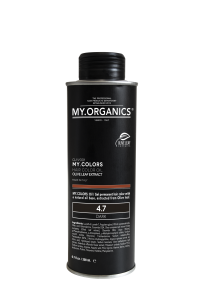 Color for Hair, Dark 4.7 - My.Colors Line by My.Organics