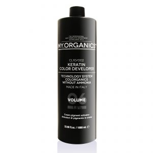 Keratin Color Developer: Colorganics Line - My.Organics
